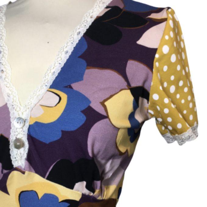 Rørvig kjole detalje