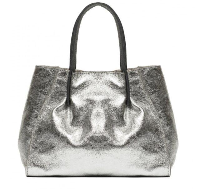 Sølvtaske